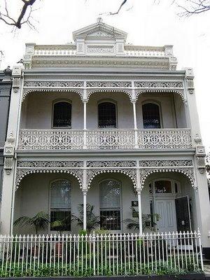 Australian terrace house