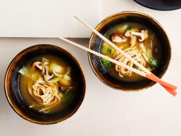 Ramenkeitto - Ramen Soup