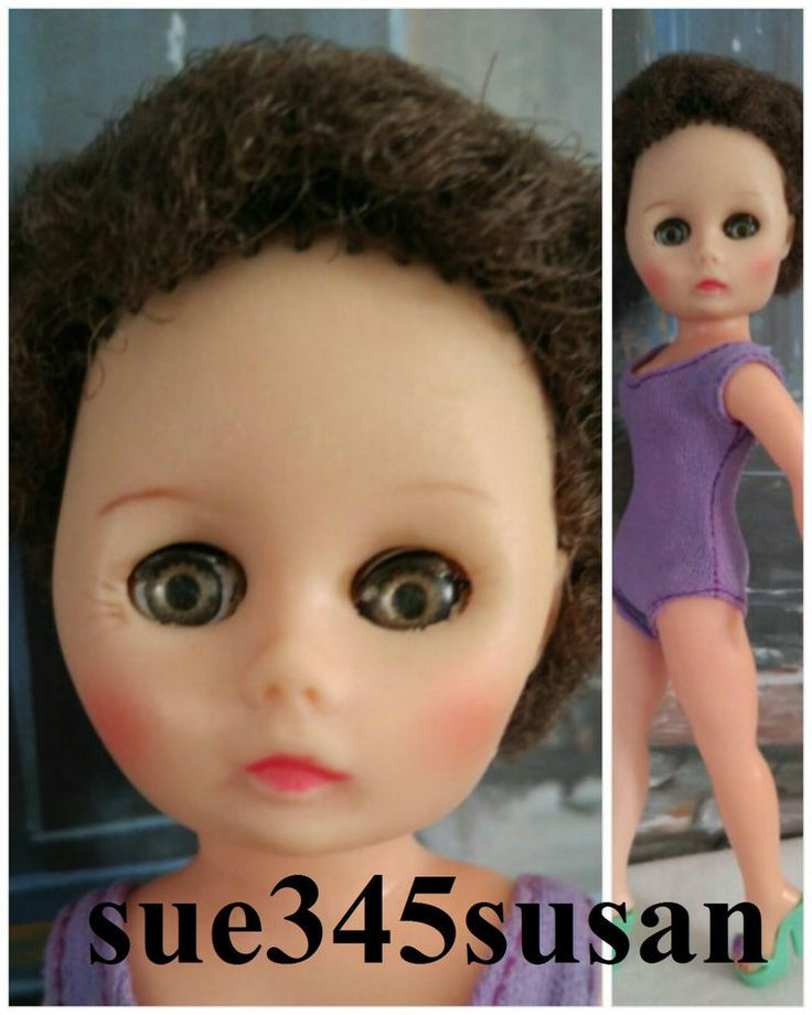 Vintage 1950s ~ Debbie Mayfair 8   Doll ~ Canada ~ Little Miss Revlon Competitor | eBay