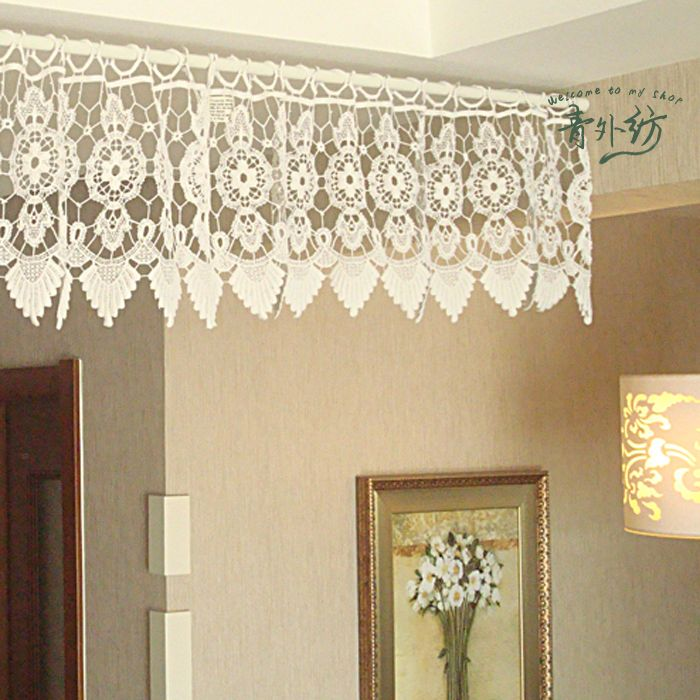 981 best visillos y cortinas a crochet images on Pinterest ...