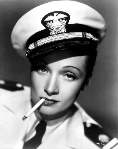 dietrich single women Marlene dietrich's i get them in a public store — men's, of course i can't wear women's influencer commerce will be the single biggest.
