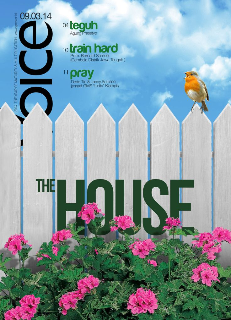 """""""The Voice"""" Bulletin, 9 Maret '14"""