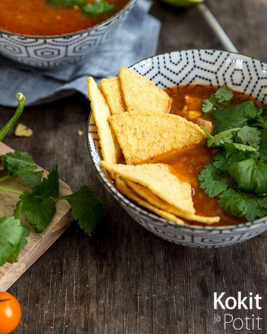 Meksikolaiset maut ovat olleet meidän keittiössämme tänä syksynä vahvasti läsnä. Ehkä mitään autenttisuuden juhlaa emme ole päässeet vi...