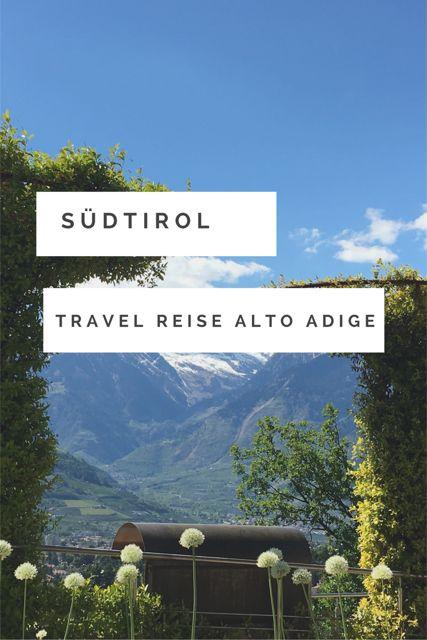 Südtirol - Alto Adige - nicht wirklich ein Geheimtipp aber immer eine Genussreise wert. Ob Meran, die Dolomiten, Wandern oder Wellness, Südtirol ist purer Genuss.