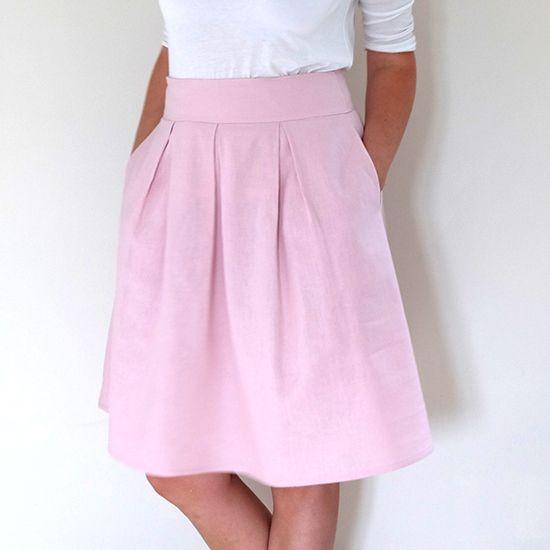 Les 25 meilleures id es de la cat gorie jupe rose p le sur for La couleur rose pale
