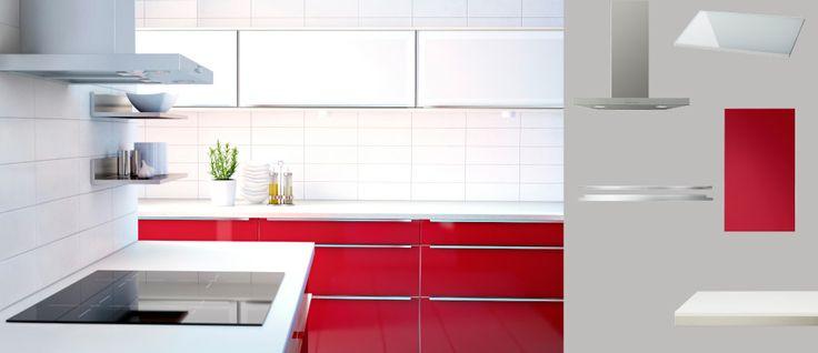 Rideaux Chambre Jeune Fille :  Kitchen sur Pinterest  Cuisine Ikea, Moulures De Couronnement et Ikea