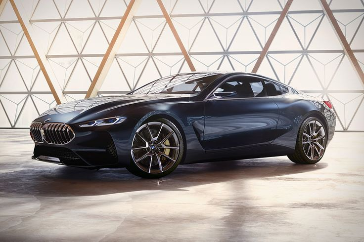 Serving as a preview of the upcoming 8 Series Coupe, the BMW Concept 8 Series gives us a glimpse of Bimmer's latest high-end GT. While not much is known about the powertrain or chassis, we can tell from photos that...