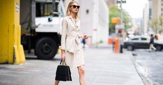 3 Timeless Interview Outfits That Aren't A Basic Black Suit | Rachel Zoe | The Zoe Report | Bloglovin'