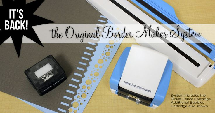 the Border Maker is here
