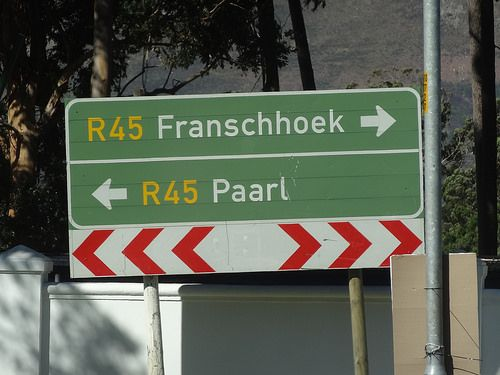 Franschhoek - África do Sul