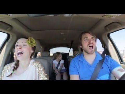 Good Looking Parents Sing Disney's Frozen (Love Is an Open Door)