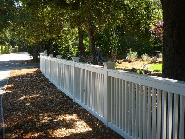2x2 Redwood Fence Use Wood