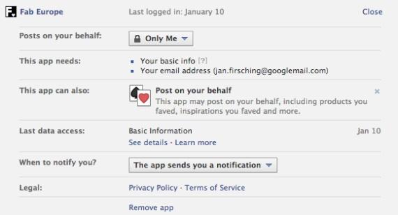 Facebook Nachteile