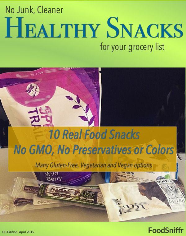 non gmo foods shopping guide