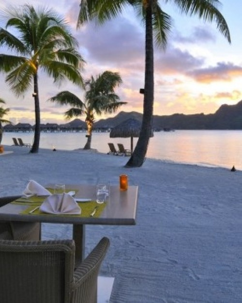 $ 874/Night #InterContinental Bora Bora & Thalasso #Spa - #Motu #Piti Aau, #BoraBora, #French #Polynesia -  http://VIPsAccess.com/luxury-hotels-maldives.html