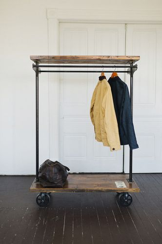 GARMENT RACK from Brackish Designs