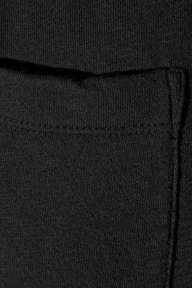 James Perse - Genie Cotton-terry Track Pants - Black - 0
