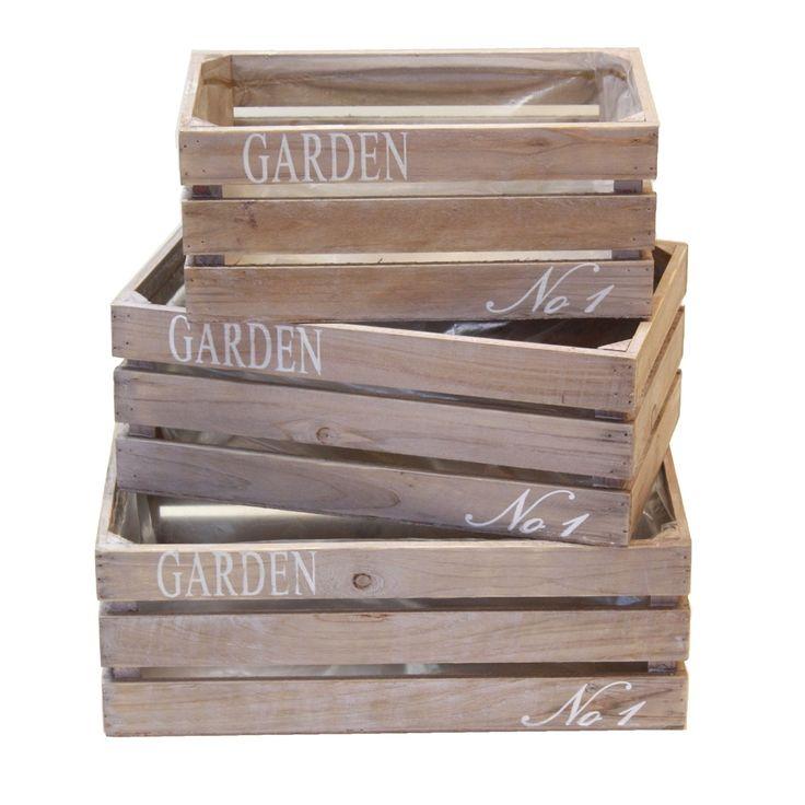 17 best images about elegantes cajas de madera cajas for Cajas de madera blancas