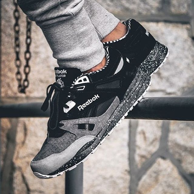 reebok x mighty healthy ventilator black. RESTOCK. Sizes 7-11uk. The most limited reebok collab to drop for years!!!!! www.kickgame.co.uk.
