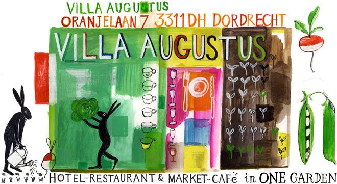 Villa Augustus Dordrecht - Information