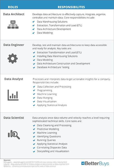 Data Scientist Roles