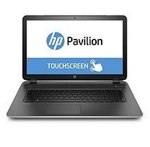 "HP Pavilion 17-f040us 17.3"" Touch Laptop Computer, Intel Core i5-4210U, 6GB Memory, 750GB Hard Drive with Beats Audio"