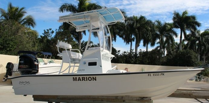 2012 Shallow Sport 21' Modified Tunnel Bay Bay Boat for Sale in Ft Myers, FL 33905