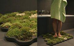 Living Moss Bath Mat Living Bath Mat Feeds Off You And Your Bath Water