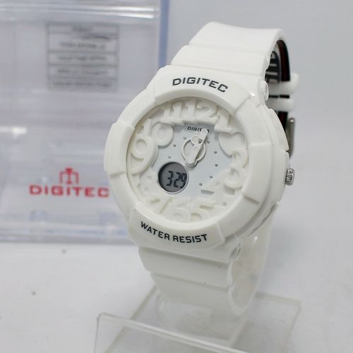 Jam Tangan Digitec Cewek DG 3010T Putih | Original  Pin :7D7AC704 | 7DC8A780 Line : jamtangan_yk  Text/WA : 0877-3983-3078  jam tangan online, jam tangan murah, jam tangan digitec, jam tangan online murah, jam tangan original, harga jam tangan  http://bit.ly/1uchIzQ
