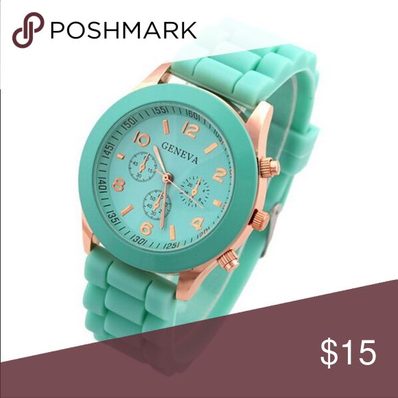 Brand new mint watch Never been used mint watch Accessories