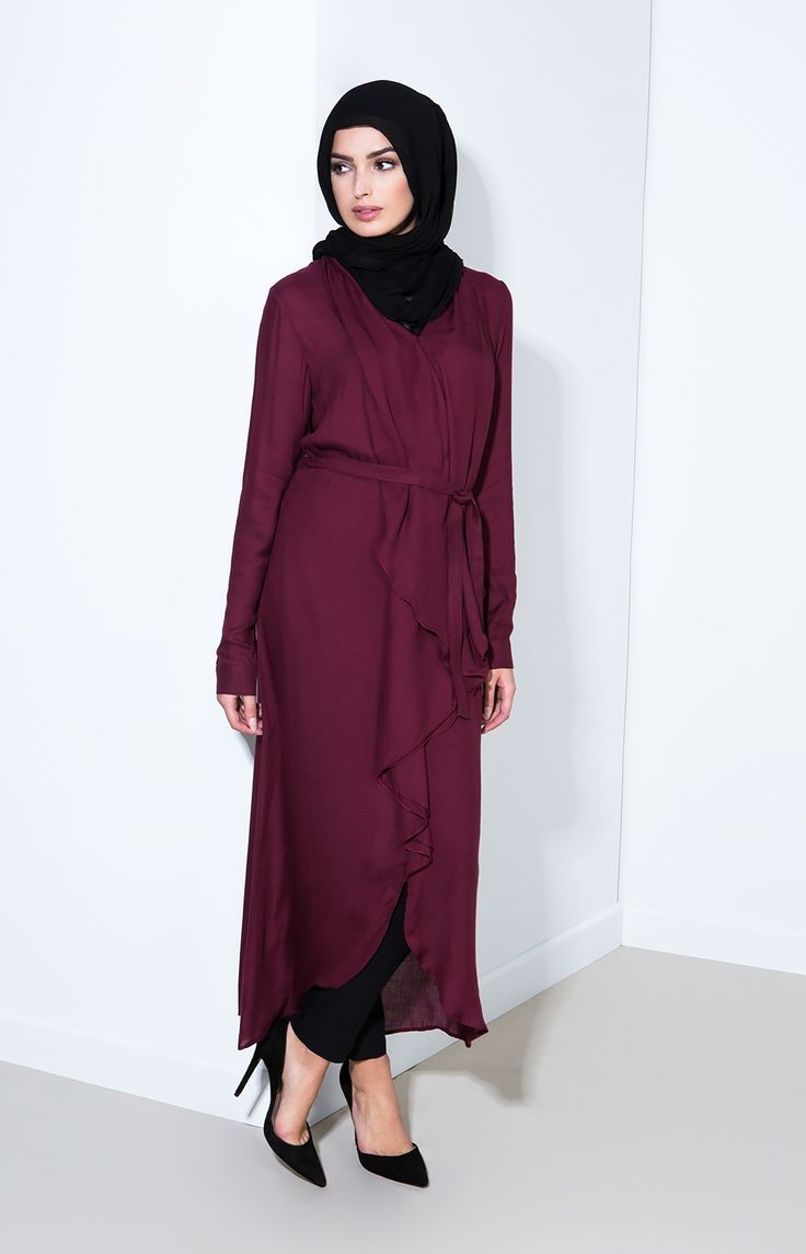 74 Best Women Borkha Images On Pinterest Black Abaya Hijab Styles And Abaya Fashion