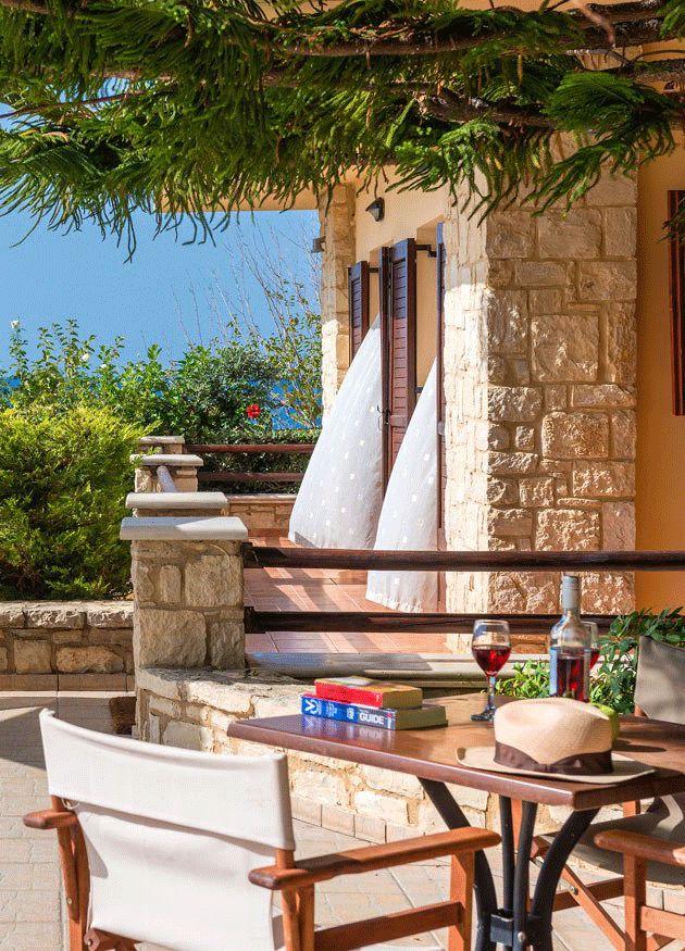 Villa Stavromenos in Stavromenos, Rethymno, Crete
