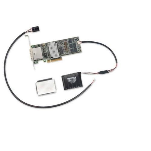 LSI Logic MegaRaid SAS 9285CV-8e Serial Attached SCSI (SAS) PCI Express 2.0 x8 Controller LSI00298
