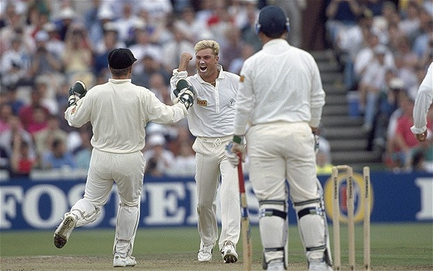 Warne's 'Ball of the Century'