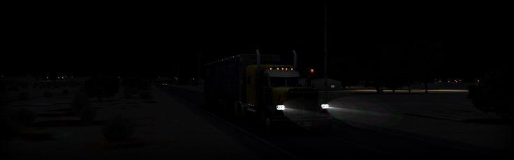 Twentynine Palms KNTP - 29Palms - review (6*) • C-Aviation #FSX #Review #29Palms #KTNP #USA #California #truck #trucks