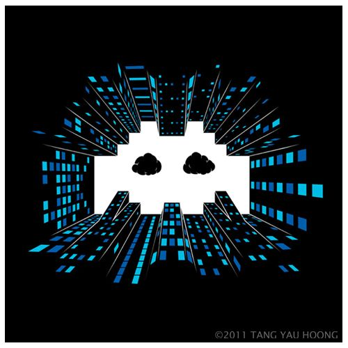 The Art of Negative Space. - StumbleUpon