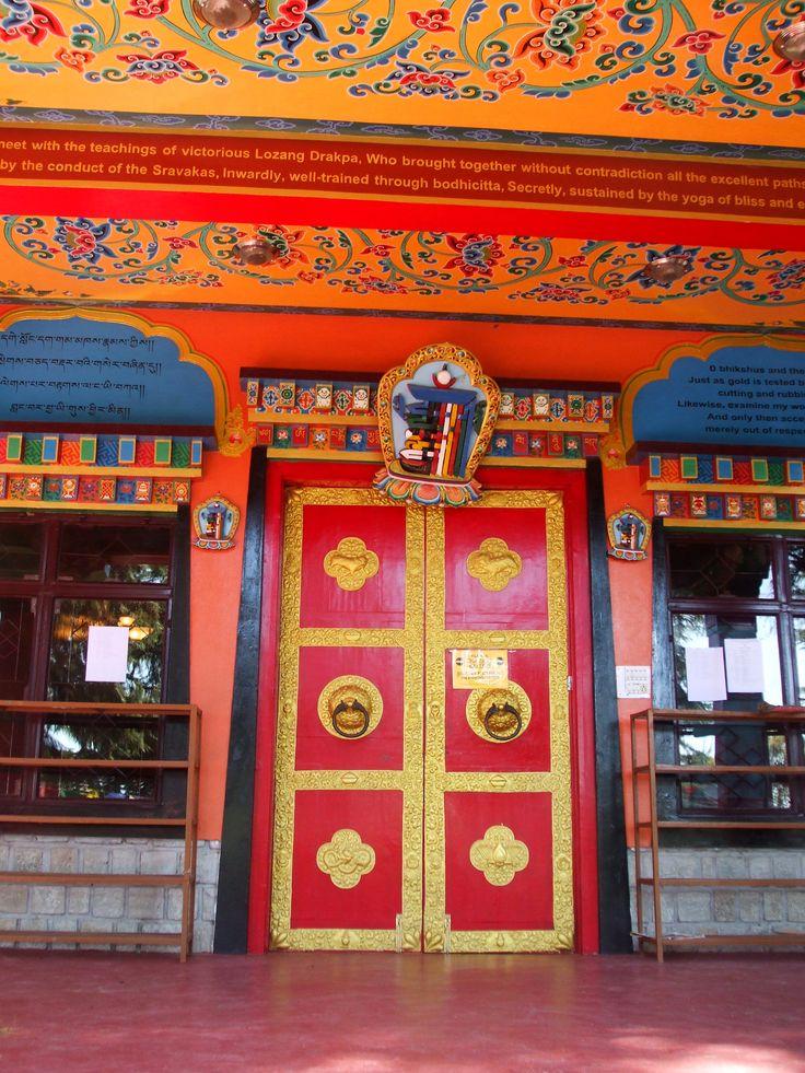 Tushita meditation centre, Dharamkot