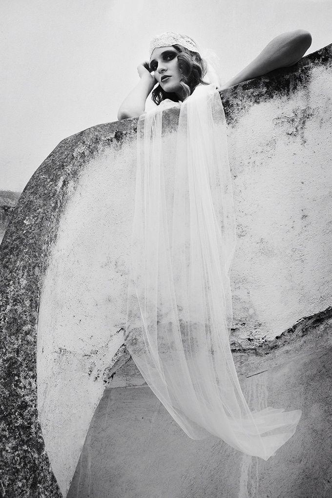 20s styled φωτογράφιση με νυφικά! | The Wedding Tales Blog