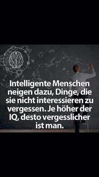 also bin ich intelligent :D