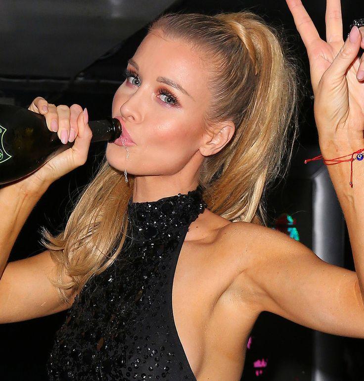 Joanna Krupa: Mąż krzyczy na mnie, gdy piję alkohol. Ale jestem Polką, więc piję!