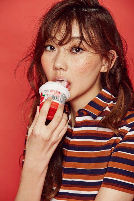 Park Ji Won for Koon Journal vol 3