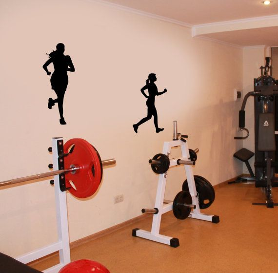 Best images about small gym on pinterest vinyls