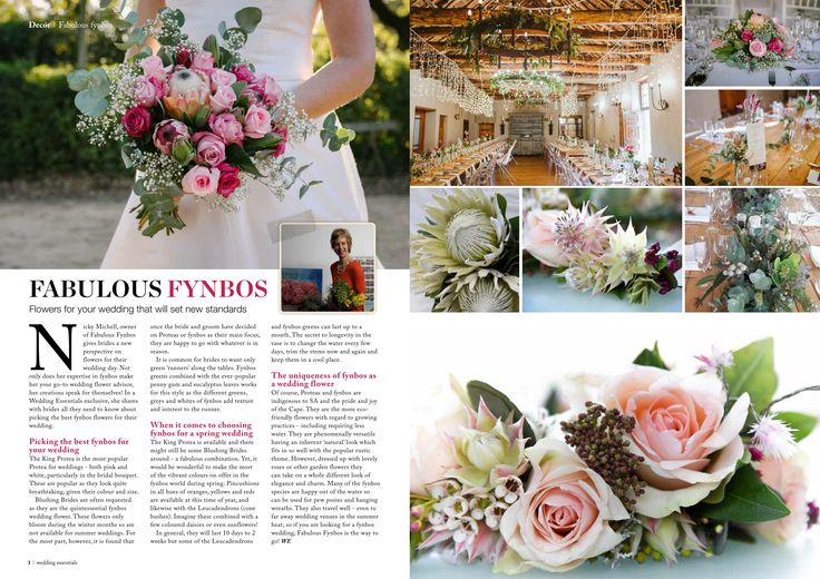 How exciting to have been featured in the September issue of Wedding Essentials!