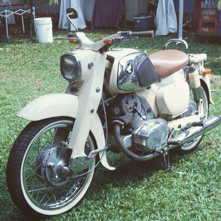 Honda dream Jakarta