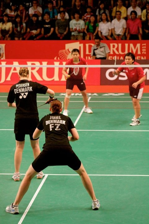 Greysia Polii / Meliana Jauhari Indonesia Open 2011