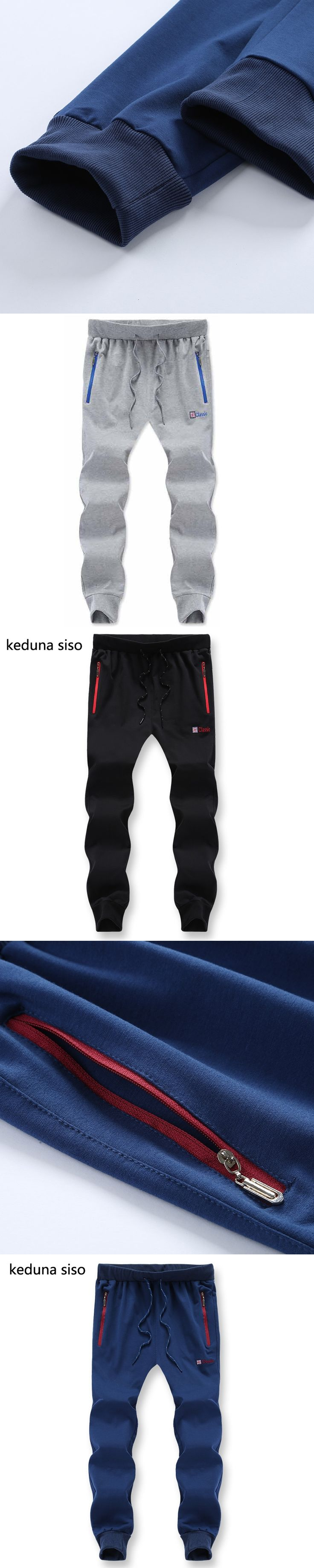 Plus Size L- 8XL Mens Joggers Chino Pants Casual Fashion Slim Jogger Cotton Sweatpants Men Beam Feet Harem Pants Sarouel Homme