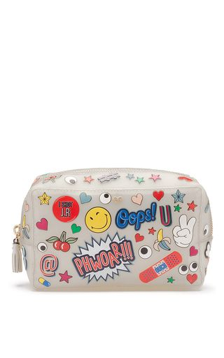 Make Up Pouch by ANYA HINDMARCH for Preorder on Moda Operandi