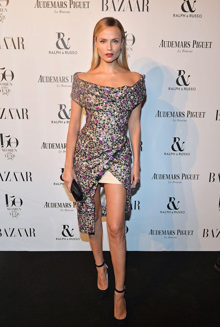 Natasha Poly In Vivienne Westwood