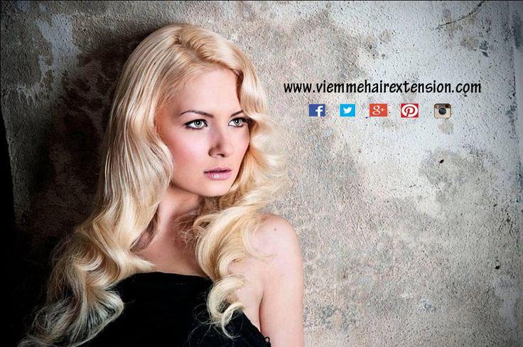 Viemmehairextension possiede una vasta gamma di colori, i capelli sono 100% naturali e di provenienza indiana. #extension #hair