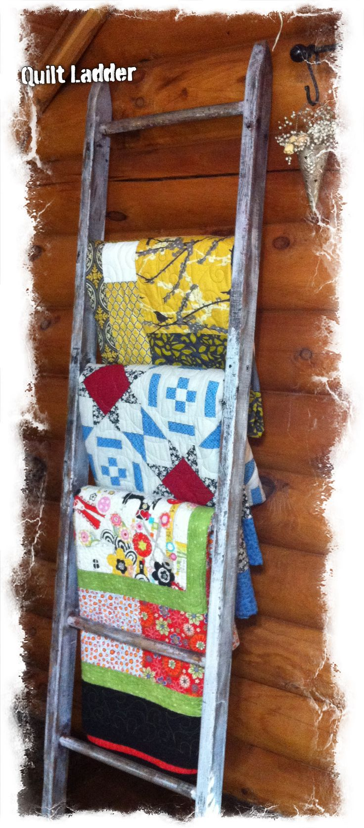 Modern Quilter meets Primitive Country